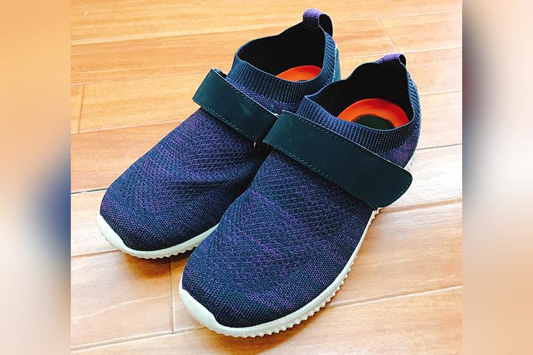 ストレスフリーな靴