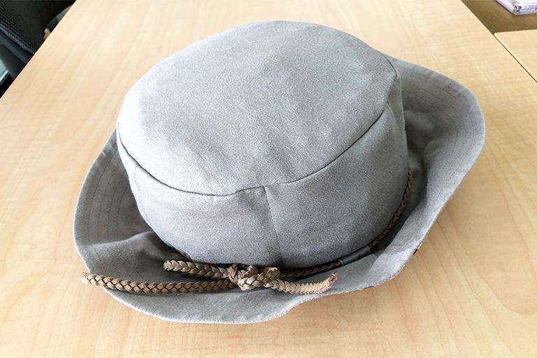 おしゃれな保護帽