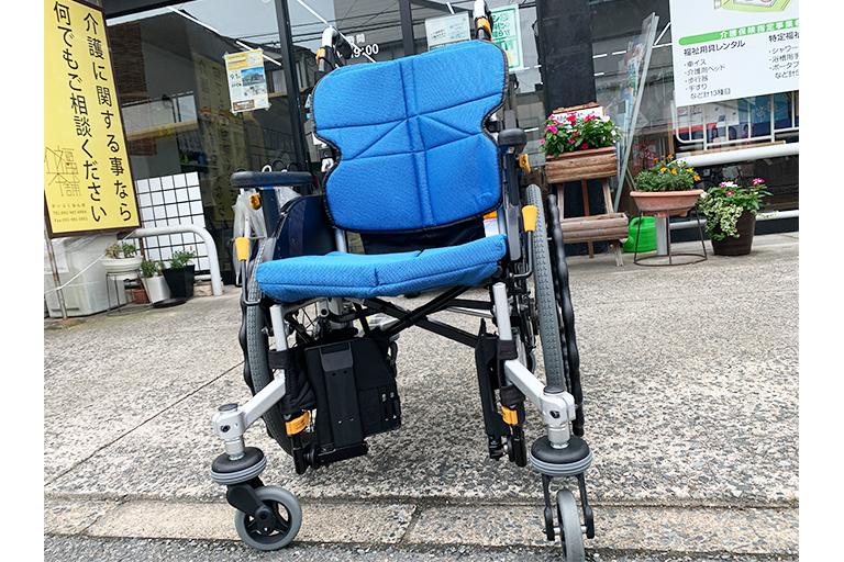 車椅子「ネクストコアくるり」